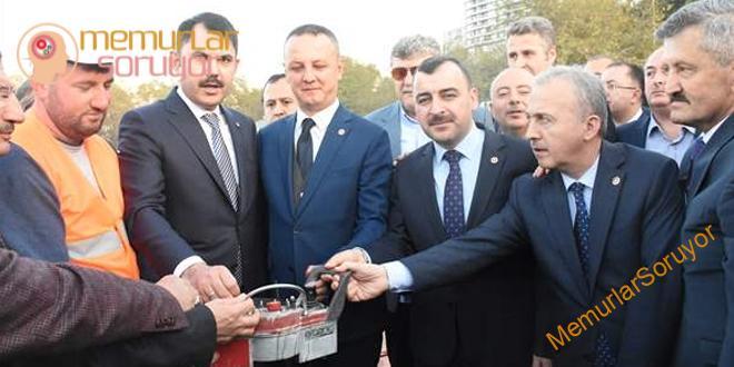 Bakan Kurum, Zonguldak