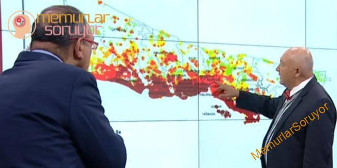 'İstanbul'da iki deprem bekliyorum' dedi ve tarih verdi